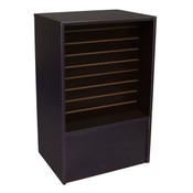 Slatwall Front Register Stand - Black