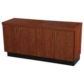 "Base cabinet cherry 24""hx36""wx16""d 1 adjustable shelf"