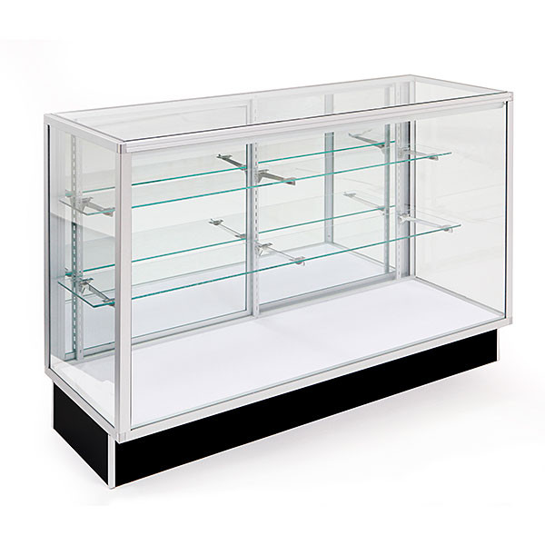 Extra Vision Economy Display Case 70 inches with light