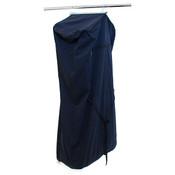 """Garment bag denim grip top 48"""" long"""