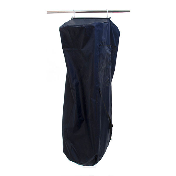 "Garment bag nylon grip top 48"" long"