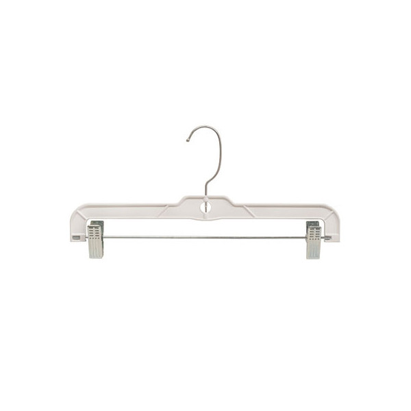 "Pant/skirt hanger 14"" - white"