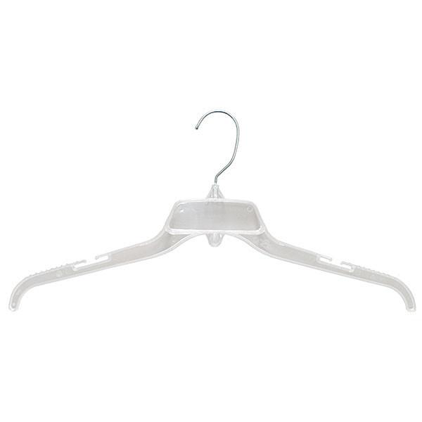 19 inch Hanger - Clear