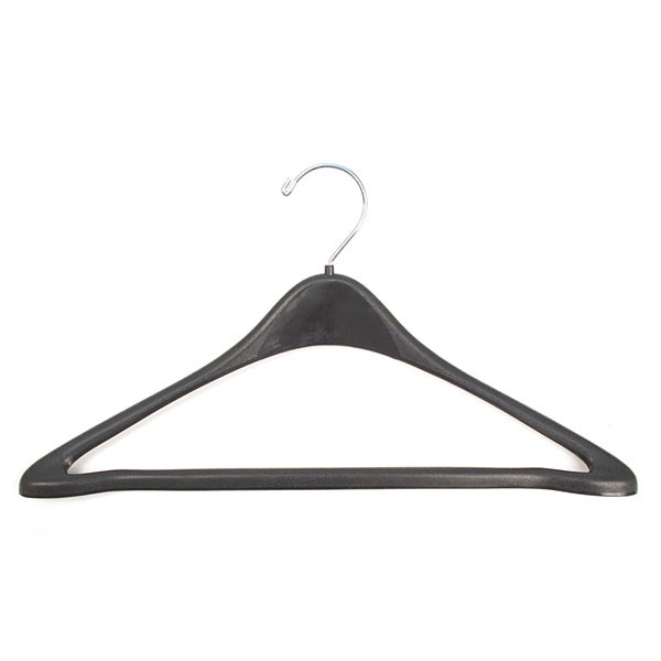 Suit hanger black