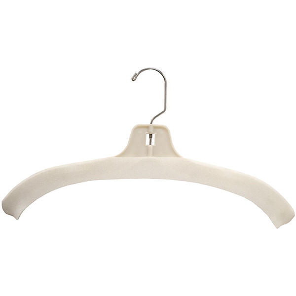Foam hanger cover - white 1C/pack