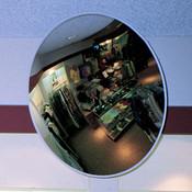 "Security mirror 18"" convex style indoor use"