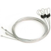 72 inch Security Cable for Apparel Racks