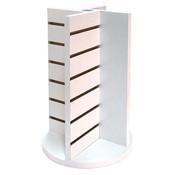 Countertop spinner 4-way display - White