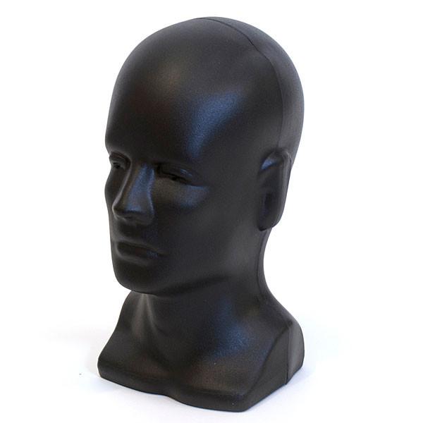 Head Form Male Black