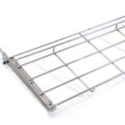 """Shoe rack shelf 12""""deep x 48"""" wide fits shoe rack 28620 - chrome"""