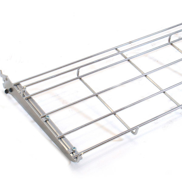 "Shoe rack shelf 12""deep x 48"" wide fits shoe rack 28620 - chrome"