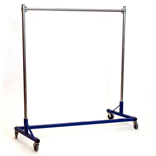 Heavy duty Z-rack - chrome