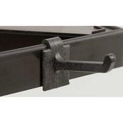 Hook for 29025 Counter Spinner Rack - Black 3 inch