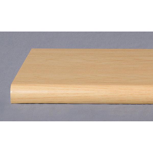 "Bullnose shelf 13""x24"" - maple"
