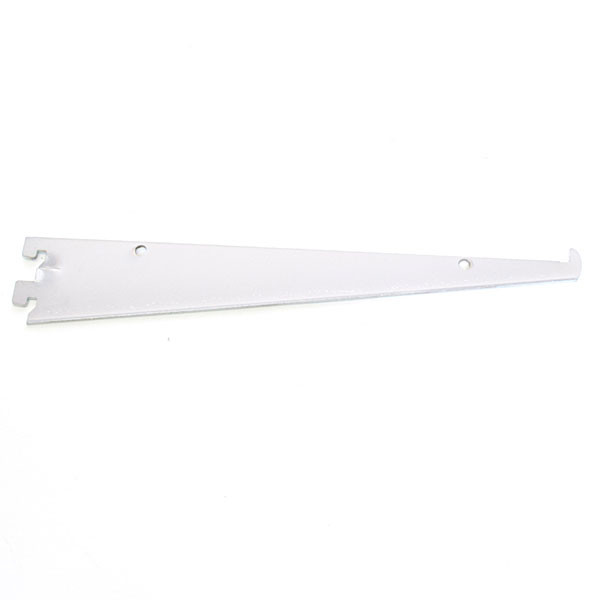 "Shelf bracket 10""- 1/2"" slot 1""OC 40 series"
