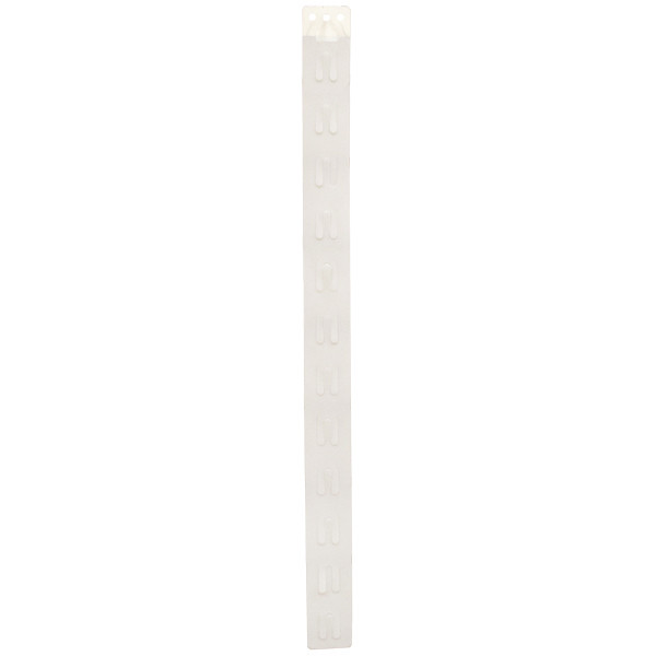 Clip strip adhesive mount 12 stations plastic