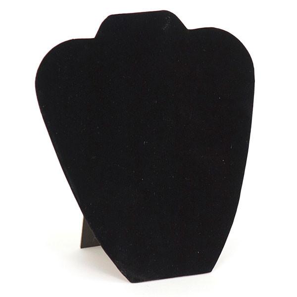 "Easel necklace black 7"" x 8-3/8"""