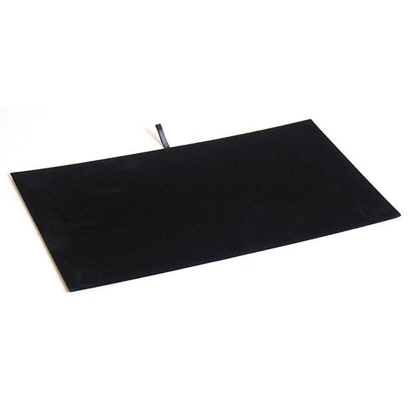 """Jewelry display pad insert 14""""x7-3/4"""" - black"""