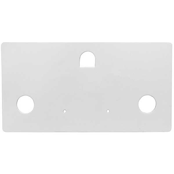 Earring Card/Necklace Card - White