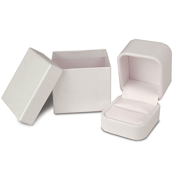 Ring Box Set - White