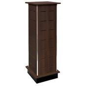 Shoe Tower - Chocolate Cherry - 12 inch center