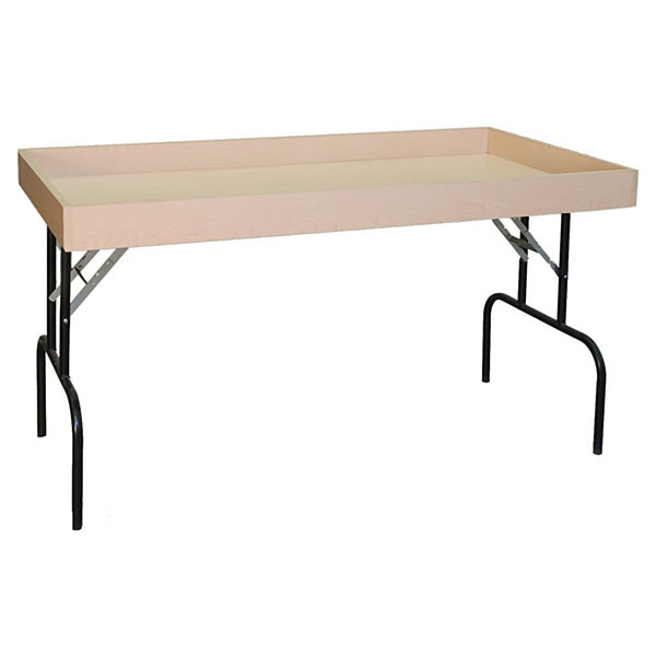 "Dump table 30""wx60""lx29""h - maple"