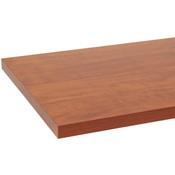 "Melamine shelf 14"" x 36"" - cherry"