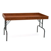 "Dump table 30""wx60""lx29""h - cherry"