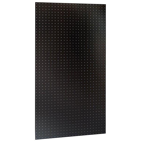 Pegboard 48x96 black